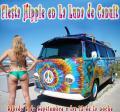 Fiesta Hippie y cumpleaños